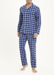 Picture of Check Brushed Pyjama Set