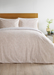 Picture of Reversible Hand Print Duvet Cover