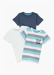 Picture of Boys 3 Pack T-Shirts (4-13yrs)