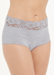 Picture of 5 Pack Lace Trim Full Knickers